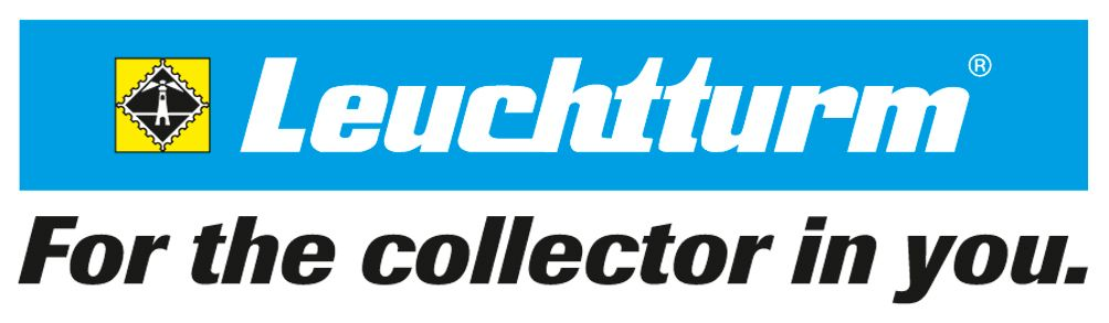 Logo Leuchtturm For the collector in you 4c