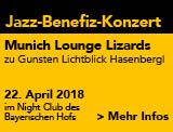 Jazz-Benefizkonzert