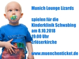 Benefizkonzert Munich Lounge Lizards