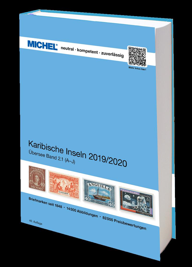 Karibische Inseln A-J 2019/2020 (ÜK 2.1)