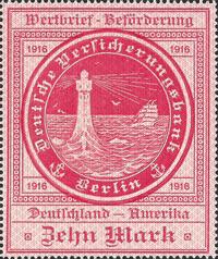 Deutsche Handels U Boote Mit Wertvoller Fracht