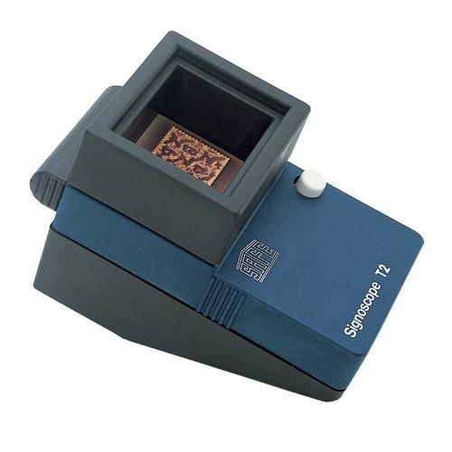 Wasserzeichenprüfgerät Signoscope T2