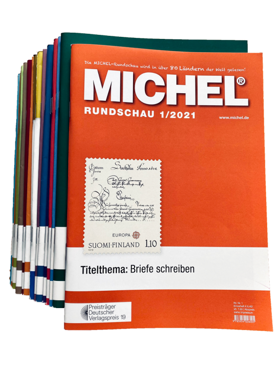 MICHEL-Rundschau Subscription for 2021
