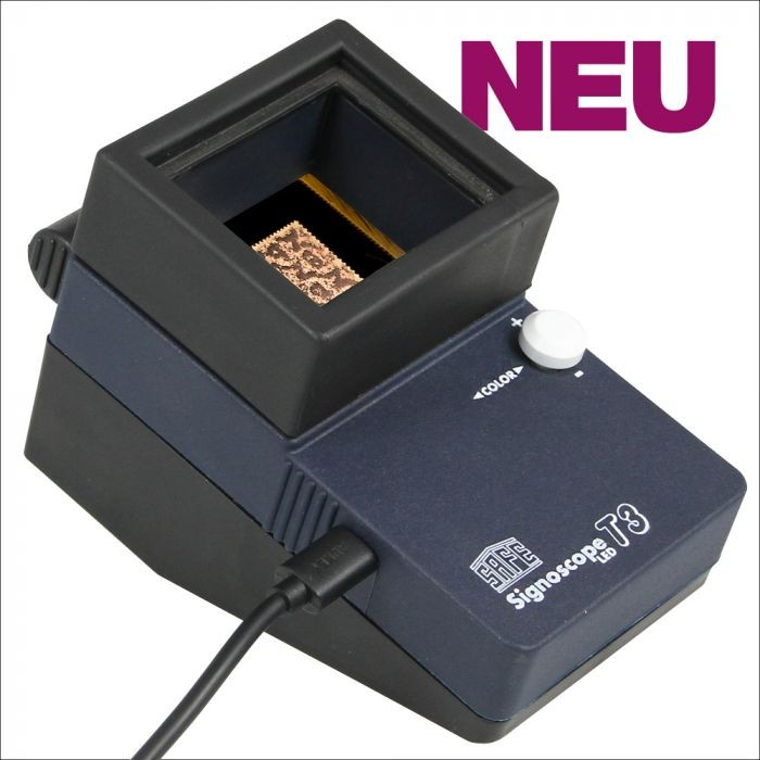 Signoscope T3 - Watermark Finder and Tester