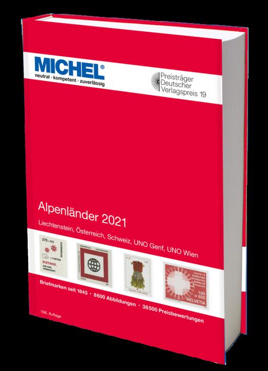 Alpenländer 2021 (E 1)