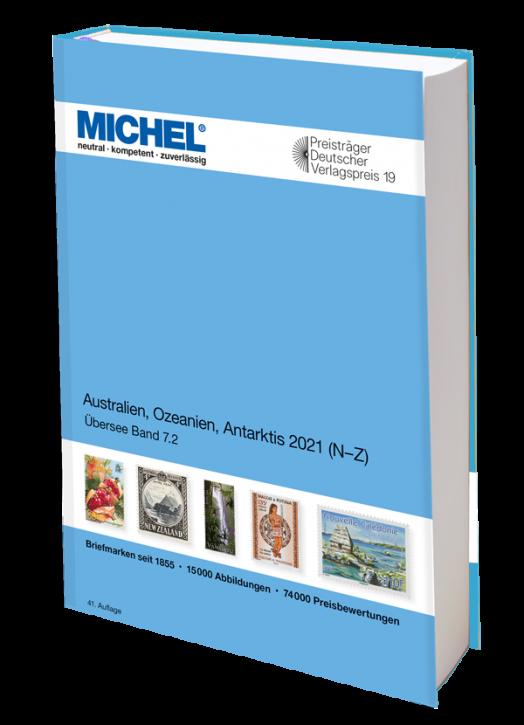 Australia/Oceania/Antarctica 2021 (Ü 7.2) – Volume 2 N-Z