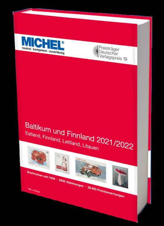 Baltikum und Finnland 2021/2022 (E 11)