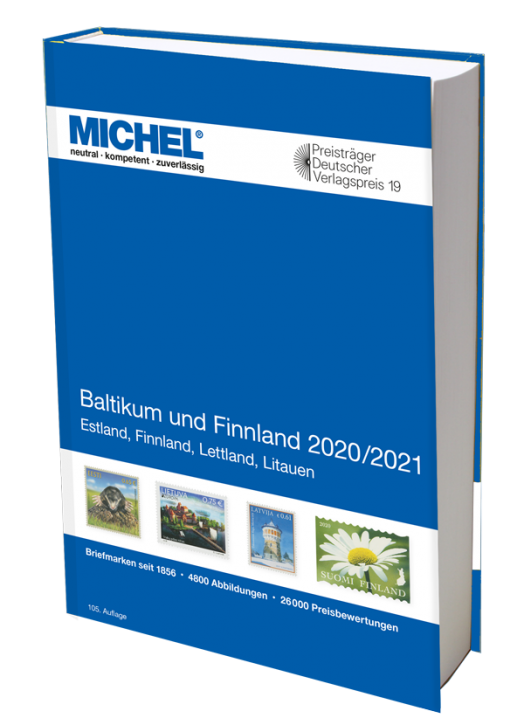 Baltic States and Finland 2020/2021 (E 11)