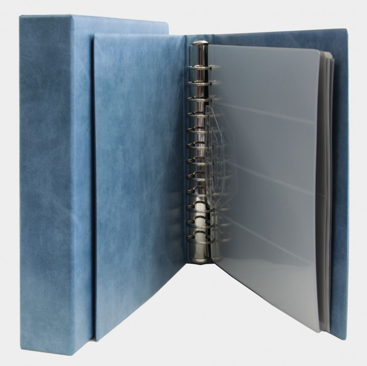 Ringbinder Royal (blau)