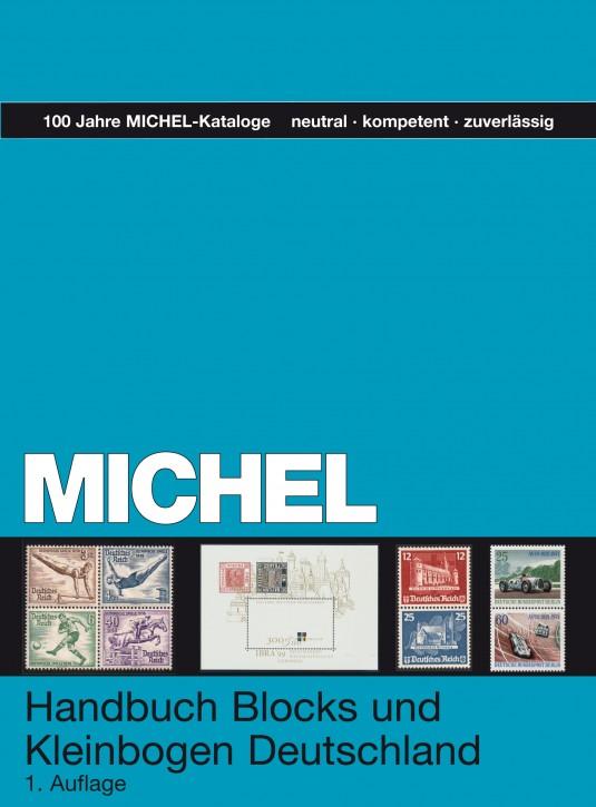 Handbuch Blocks und Kleinbogen Deutschland 2013