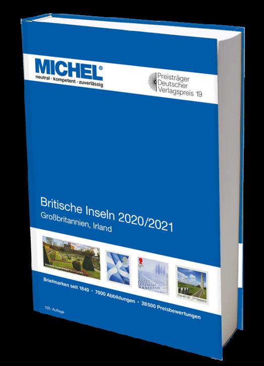 British Isles 2020/2021 (E 13)
