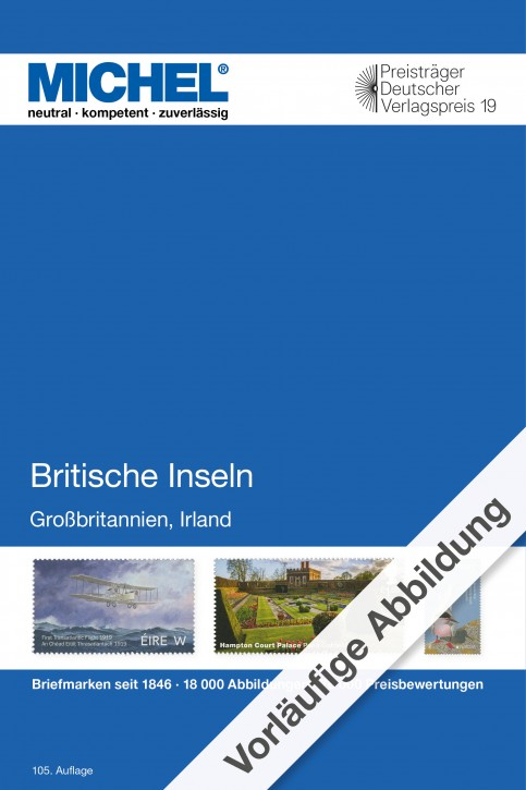 Britische Inseln 2020/2021 (E 13)