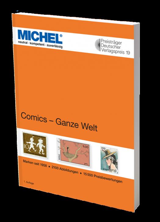 Comics – Whole World