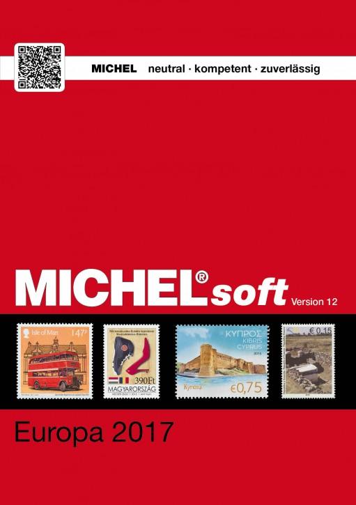 MICHELsoft Briefmarken Europa 2017 – Version 12