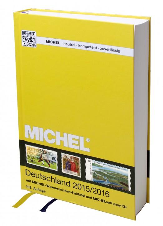 Deutschland 2015/2016 (mit CD)