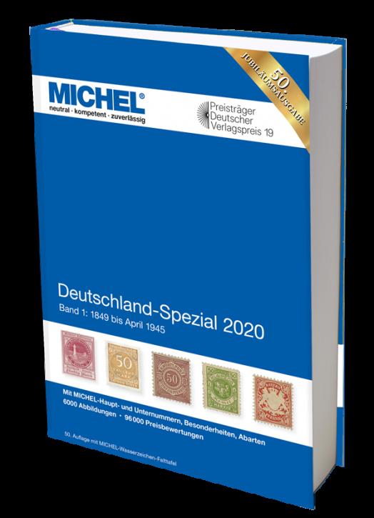 Deutschland-Spezial 2020 – Band 1