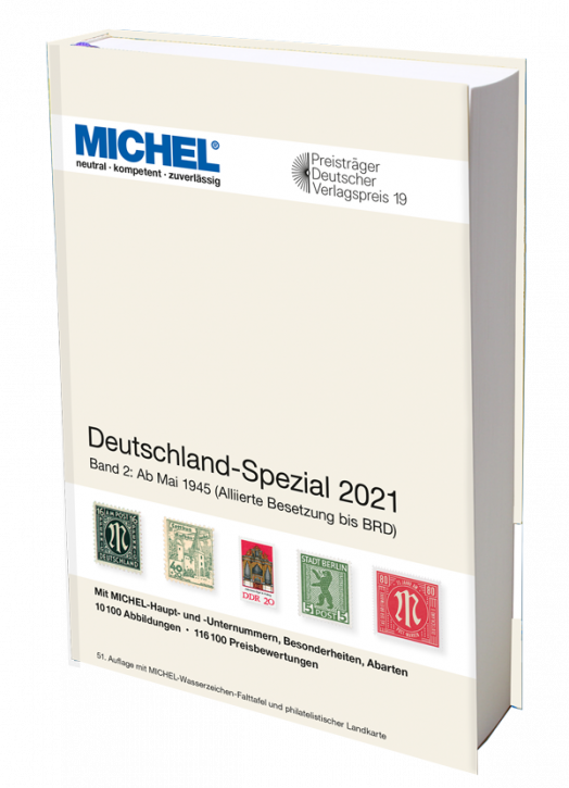 Germany Specialized 2021 – Volume 2 (as of May 1945)