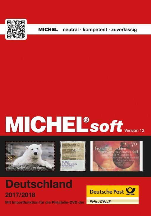 MICHELsoft Briefmarken Deutschland 2017/2018 – Version 12