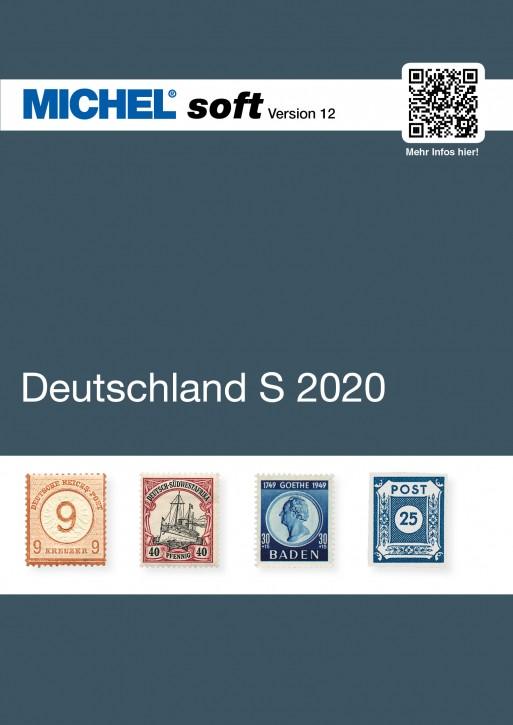 MICHELsoft Briefmarken Deutschland S 2020 – Version 12