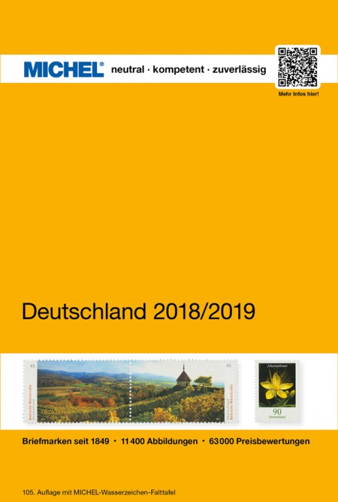 MICHELsoft Briefmarken Deutschland 2018/2019 – Version 12