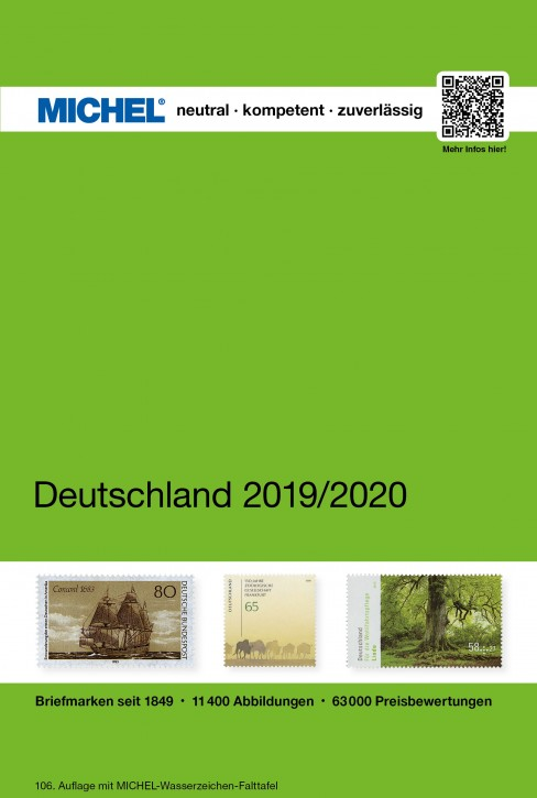 Germany 2019/2020 (Ebook)
