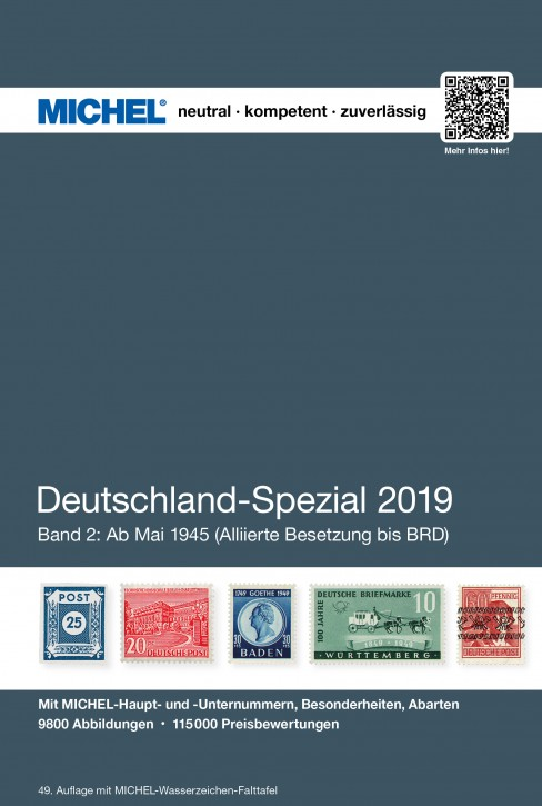 Germany Specialized 2019 – Volume 2 (as of May 1945) (Ebook)