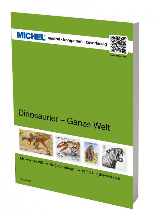 Dinosaurier – Ganze Welt