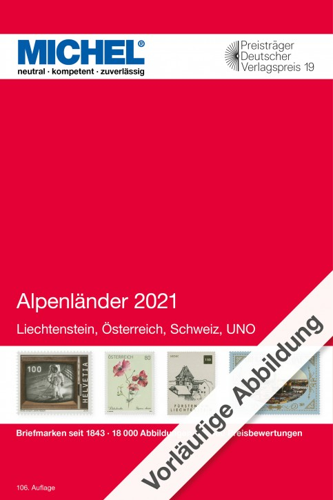 Alpine Countries 2021 E 1