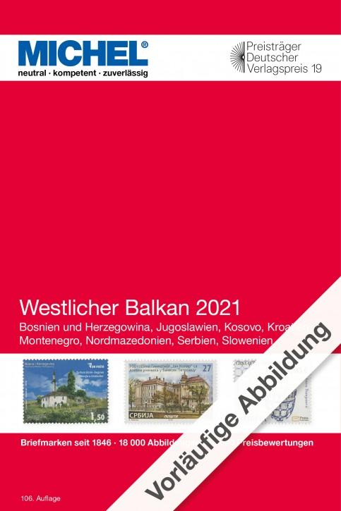 Westlicher Balkan 2021 (E 6)
