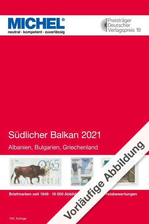 Südlicher Balkan 2021 (E 7)