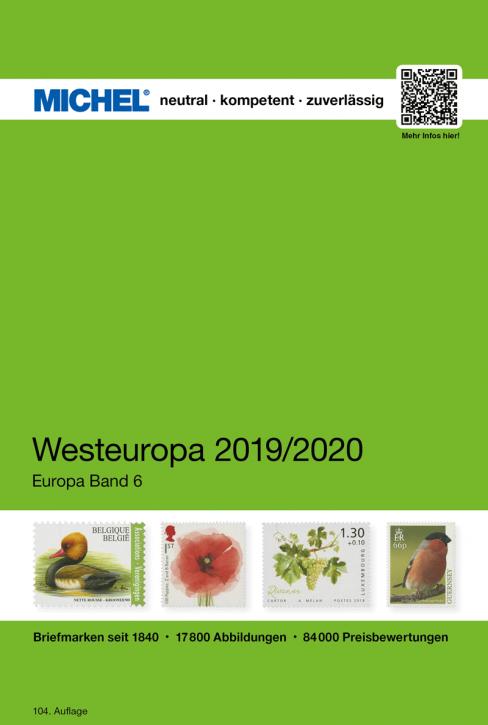 Westeuropa 2019/2020 (EK 6) (E-Book)
