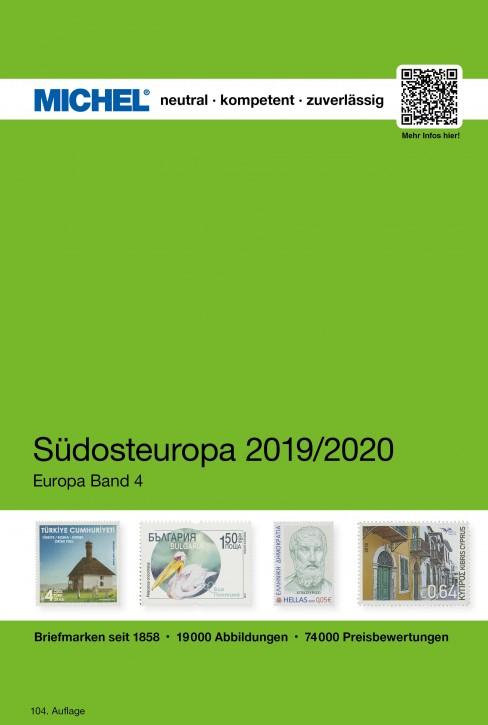 Südosteuropa 2019/2020 (EK 4) (E-Book)