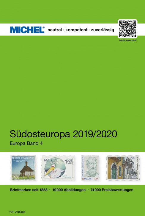 Southeast Europe 2019/2020 EC 4 (Ebook)