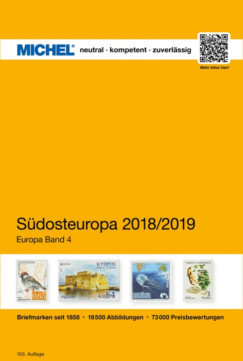 Southeast Europe 2018/2019 EC 4 (Ebook)