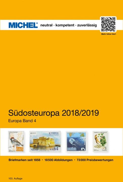 Südosteuropa 2018/2019 (EK 4) (E-Book)