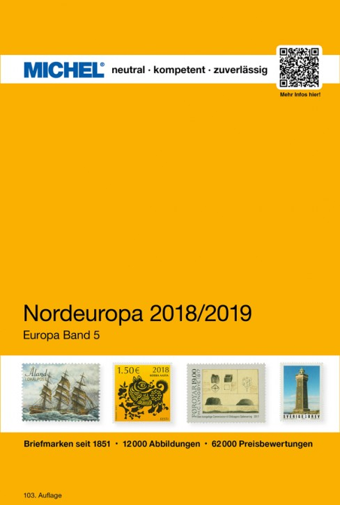 Northern Europe 2018/2019 EC 5 (Ebook)