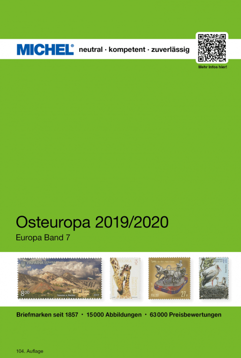 Osteuropa 2019/2020 (EK 7) (E-Book)