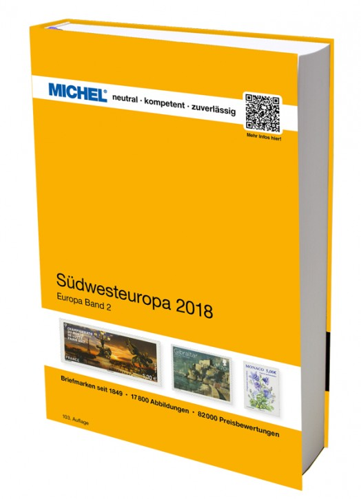 Southwestern Europe 2018 EC 2