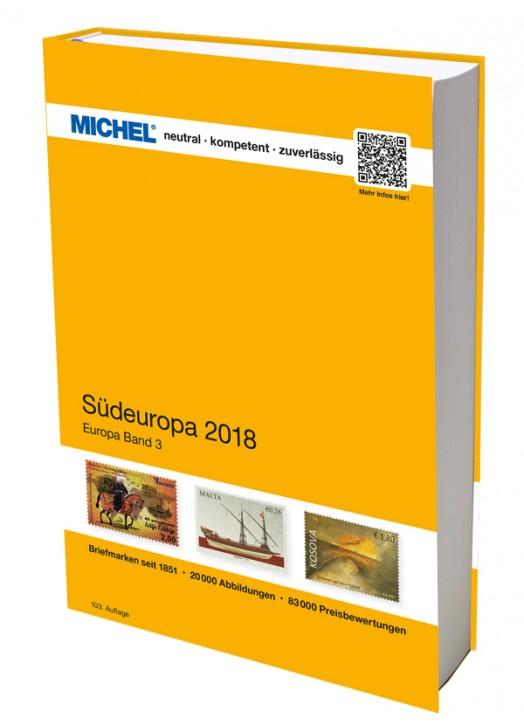 Southern Europe 2018 EC 3
