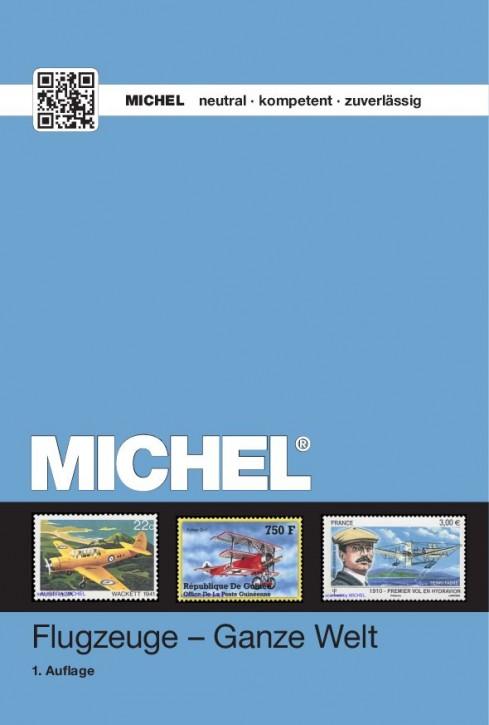 Flugzeuge - Ganze Welt 2016 (E-Book)