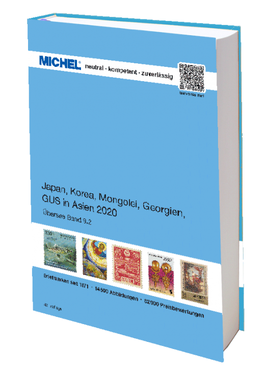 Japan, Korea, Mongolei, Georgien, GUS in Asien 2020 (ÜK 9.2)