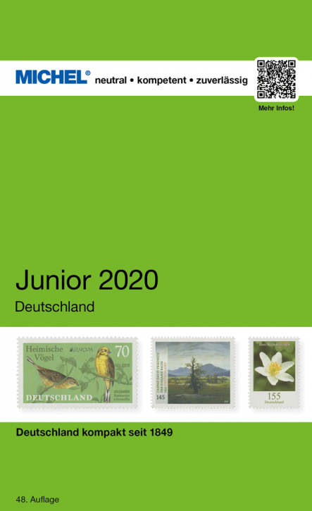 Junior 2020 (Ebook)