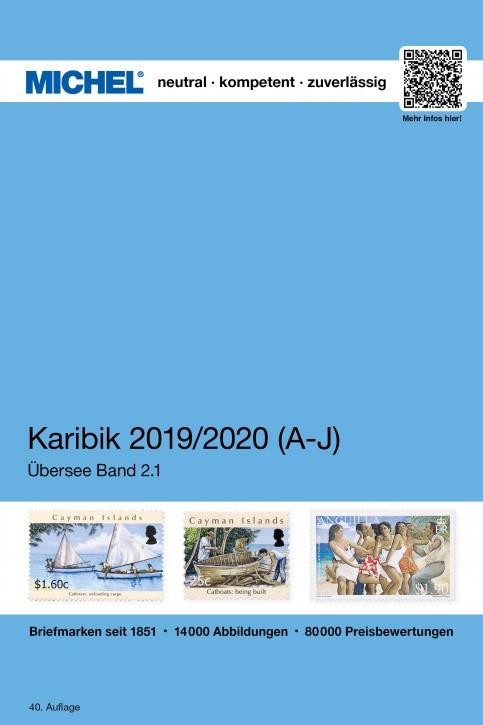 Karibische Inseln 2019/2020 (ÜK 2.1) - Band 1 (A-J)