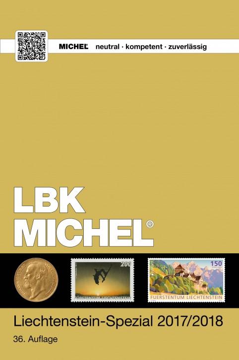 LBK Liechtenstein-Spezial 2017/2018 (E-Book)