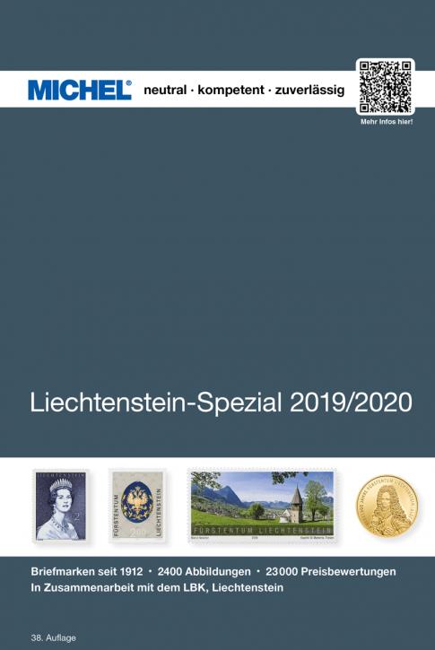 Liechtenstein-Spezial 2019/2020 (E-Book)