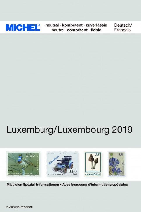 MICHEL-Luxemburg 2019 – Deutsch/Französisch