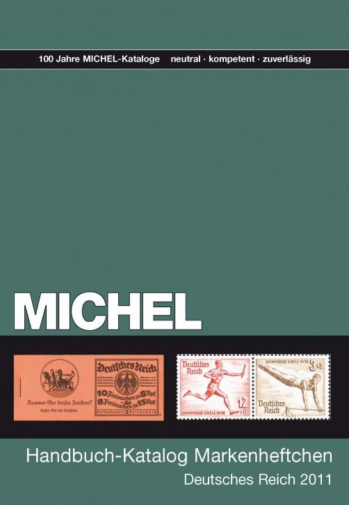 Handbuch Markenheftchen Deutsches Reich 2011