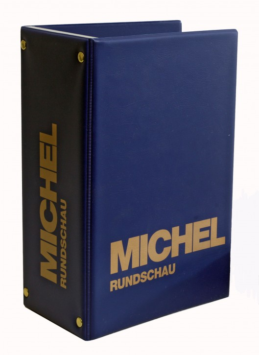 MICHEL-Rundschau Binder
