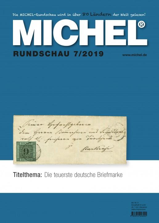MICHEL-Rundschau-Probeheft