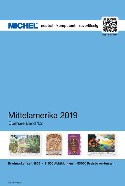 Mittelamerika 2019 (ÜK 1.2) (E-Book)